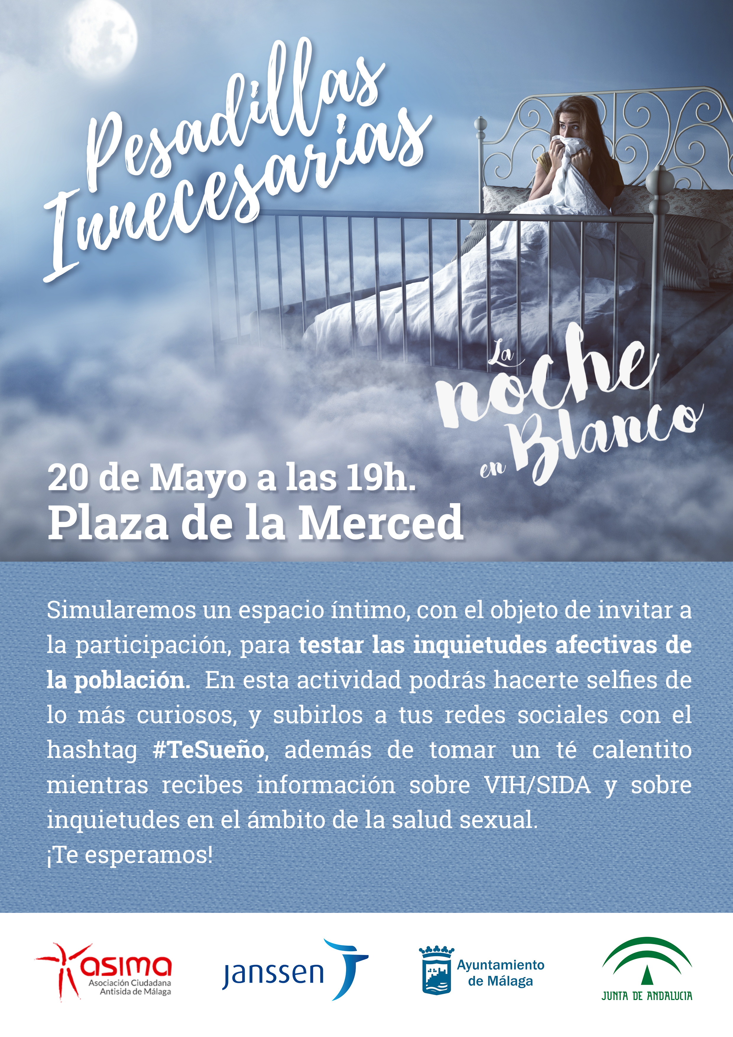 CartelNocheenblanco